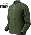 Bunda fleece SHINOGI Geoff Anderson  zelen�