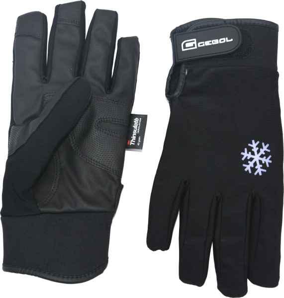 Zimné rybárske rukavice s neoprénovou manžetou - RUKAVICE 43141d784c3