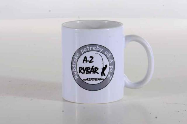 Hrnček rybársky s logom A-Z Rybár - pre rybára - Rybárske potreby E-SHOP d85cfa2104c