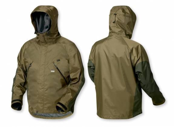 Bunda membránová XERA 2 Geoff A. zelená oliva - Rybárske oblečenie ... d36079628d7