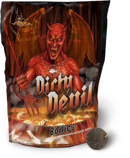 Radical boilies Dirty Devil