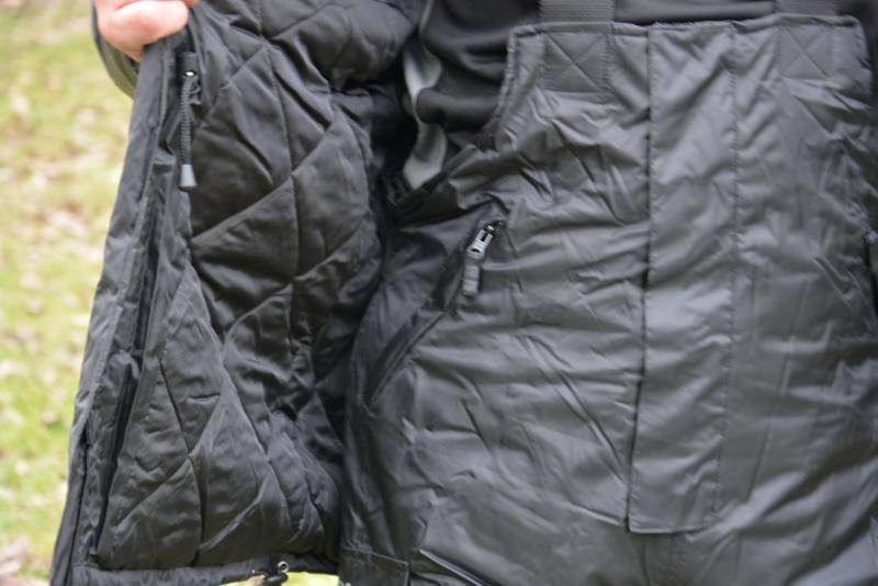 93bfa128a2af zateplená bunda a teplé nohavice na traky sú naozaj oblečenie do veľkej zimy