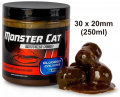 Monster Cat Glugged Chunks pelety 30x20mm/250ml