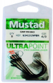 Mustad Drop-Shot háčik 38101NP-BN Hold 5ks