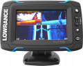 Sonar Lowrance Elite – 5 Ti Total Scan na more