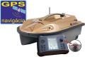 Zavážacia loďka Prisma 6 + sonar + GPS