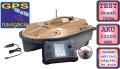 Zavážacia loďka Prisma 6 + sonar + GPS + 4 akumulátory