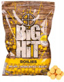 Big Hit Boilies Coconut & Maple Cream +POP UP 15mm, 1kg